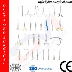 Forehead Lift and Facial Implant Set