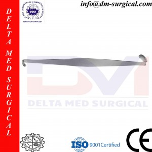 Crile Double-Ended Retractor