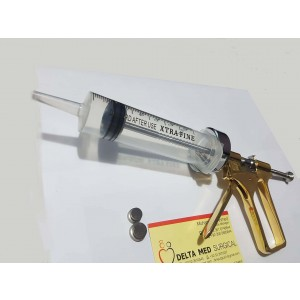 Fat Injection Gun and Syringe Fat Injection Gun